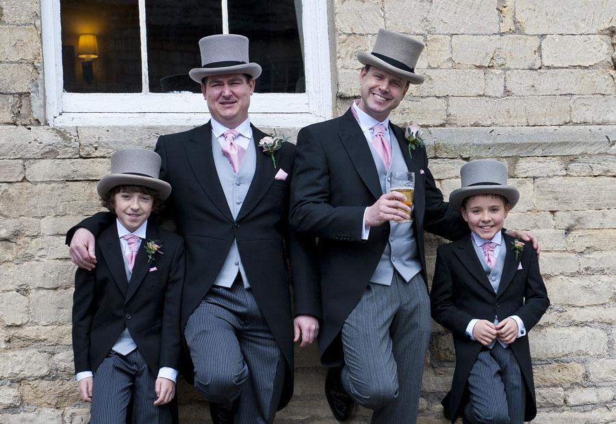 Egypt Mill Hotel Wedding Boys photo