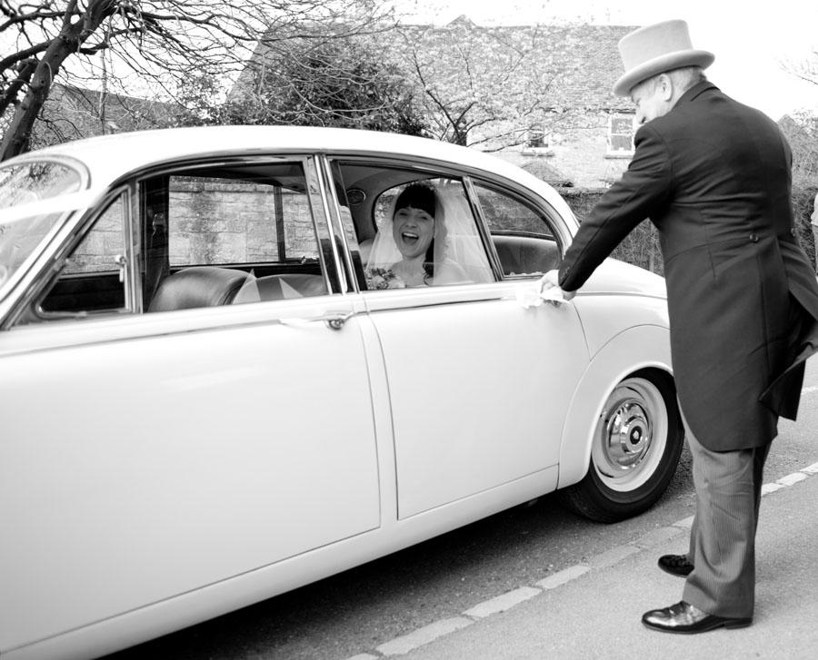Egypt Mill Hotel Wedding Car