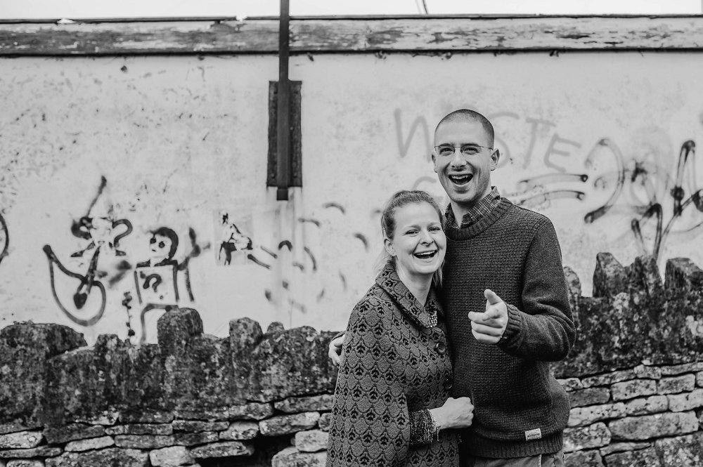 Portfolio of engagement photography Gloucestershire