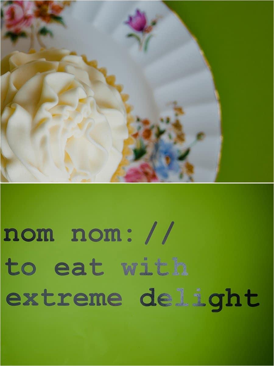 Nom Nom Cupcakery details photo