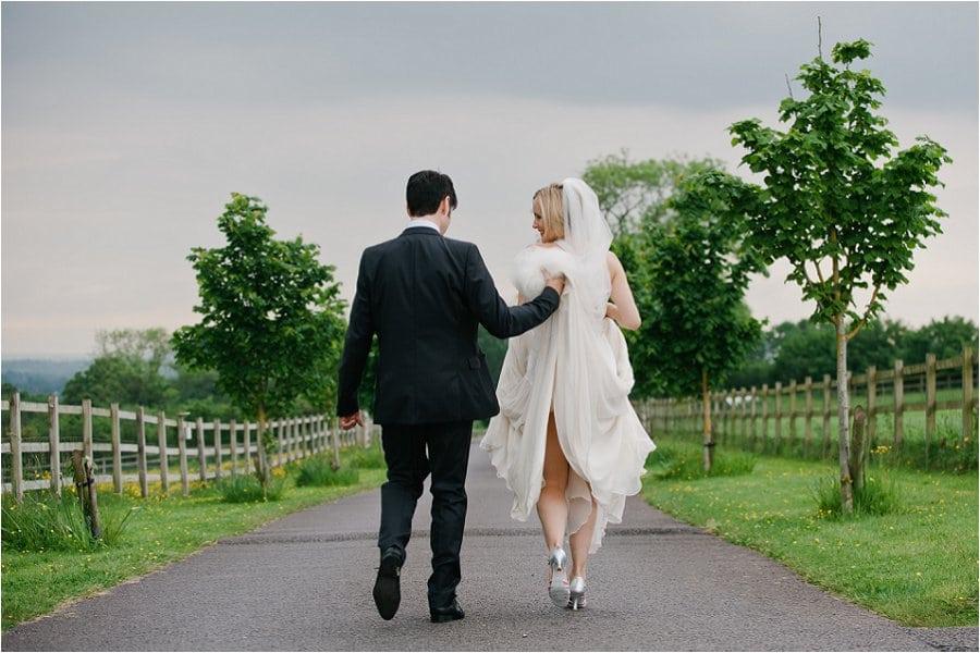 Wick Farm wedding photos
