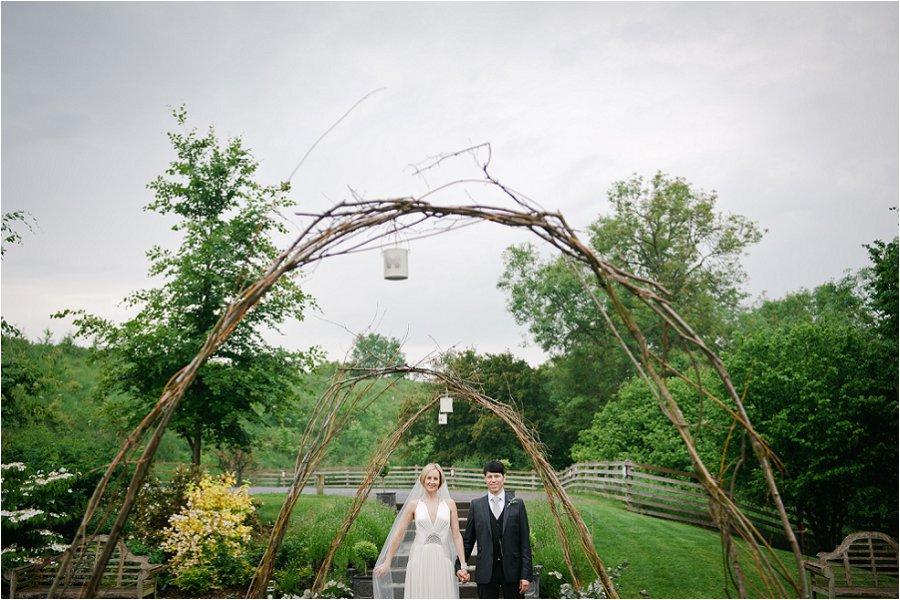 Wick Farm modern wedding photography