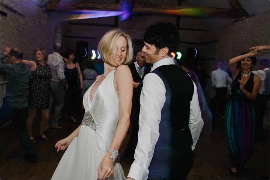 Wick Farm dance floor photo