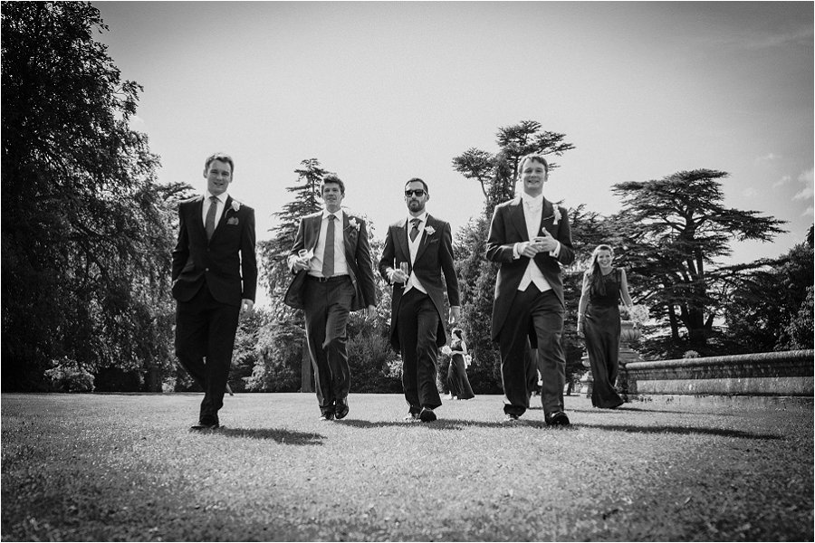 Westonbirt School Wedding Boys