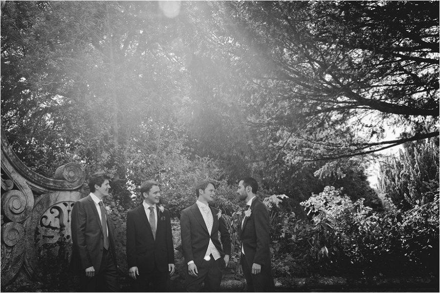 Westonbirt School Wedding Groomsmen