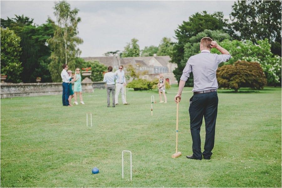 Westonbirt School Garden Games
