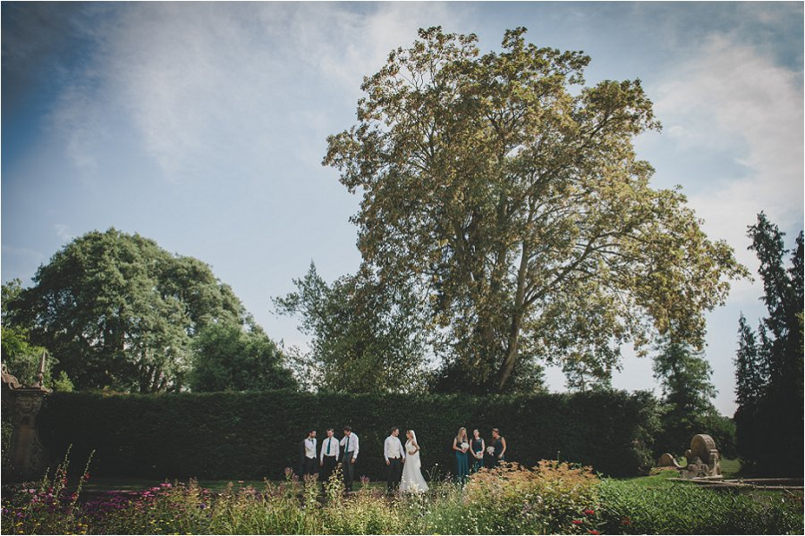 Westonbirt School Garden Wedding Photography