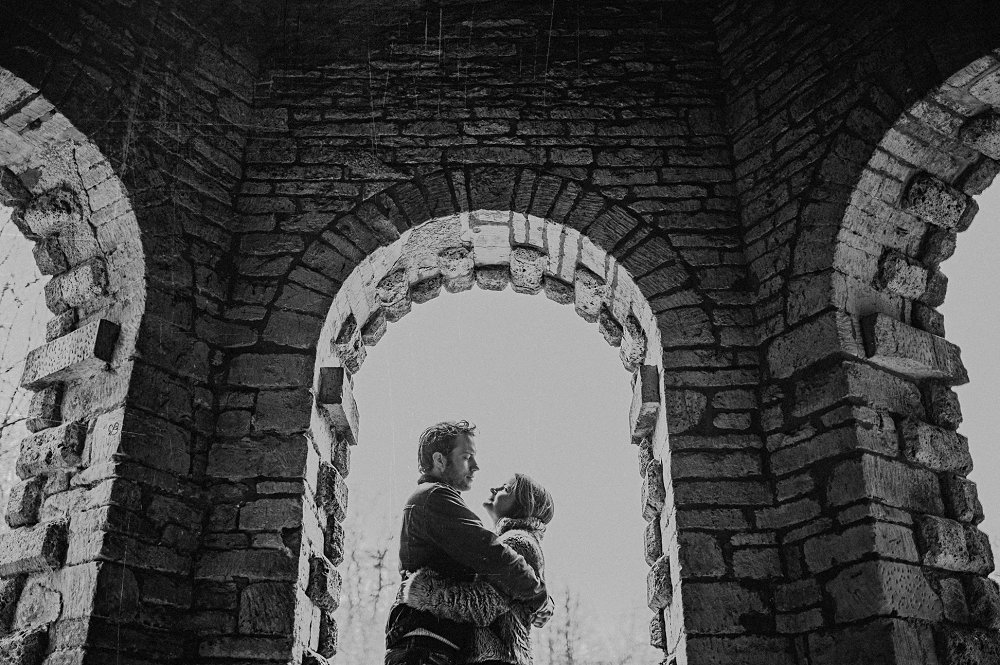 Cotswold Country Park Engagement | Cirencester Photographer