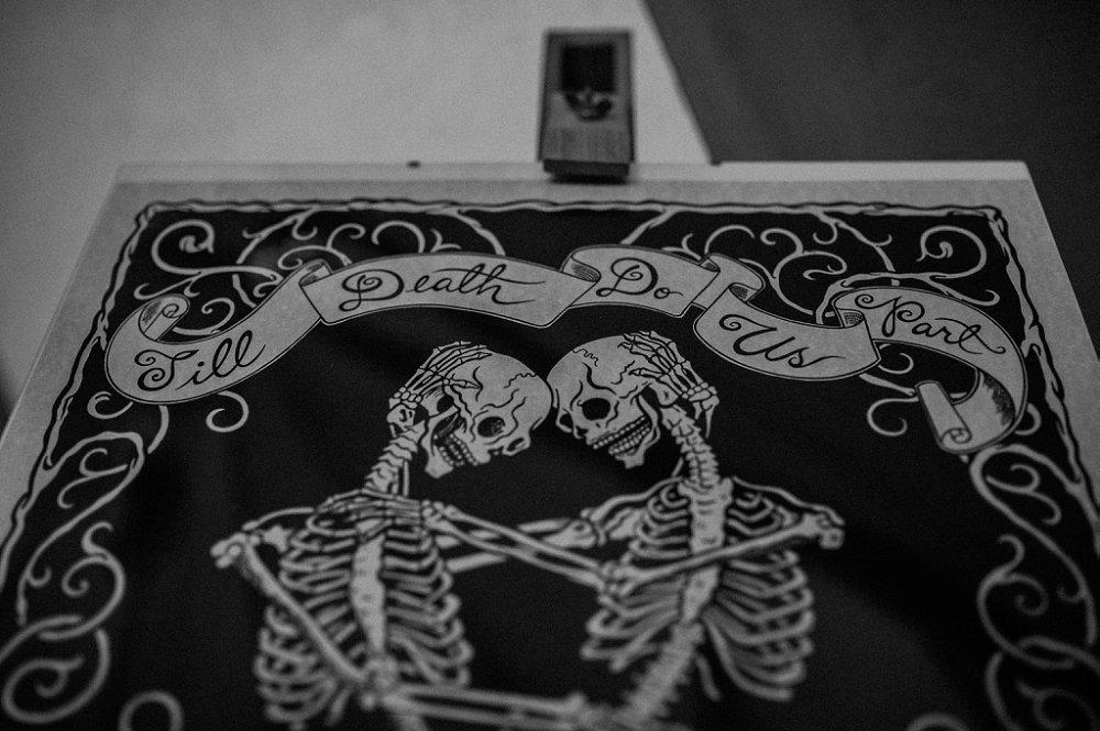 Wyldwoods wedding decor detail photo