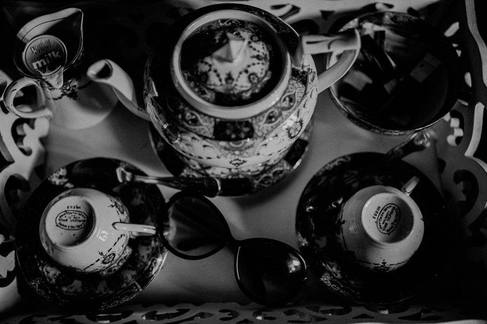 Maunsel Houset tea set photo