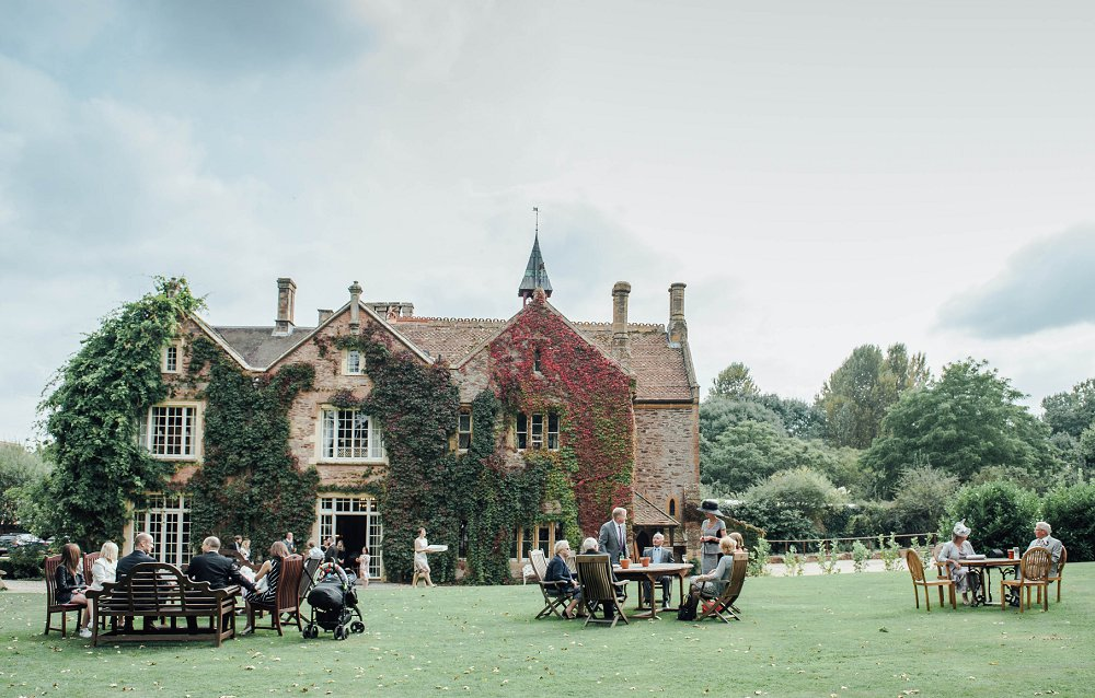Maunsel House quirky wedding venue