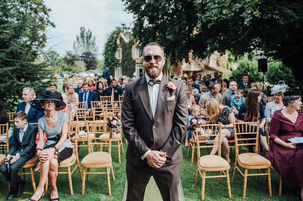 Maunsel House groom potrait photo