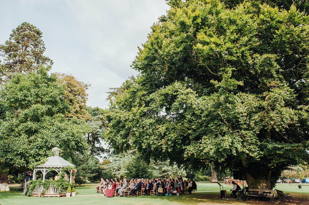 Maunsel House wedding venue Somerset