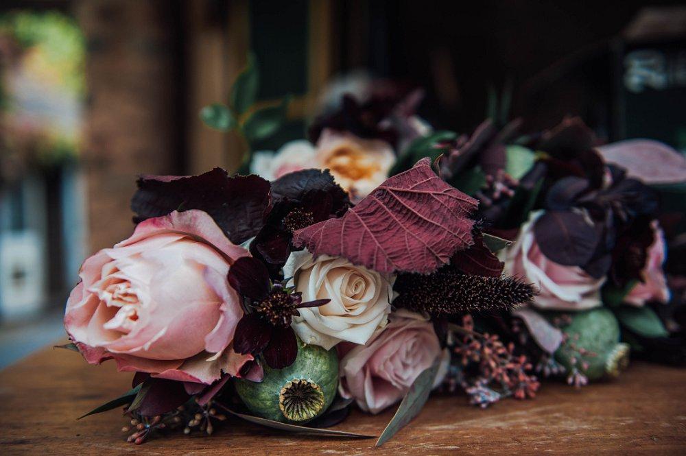 Maunsel House wedding flowers photo