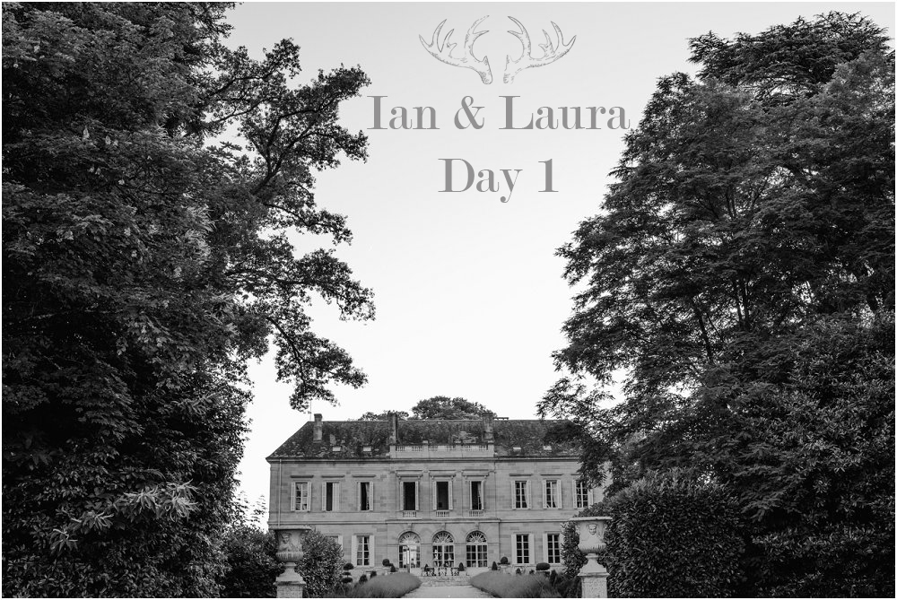 Chateau La Durantie   Engagement   Ian & Laura