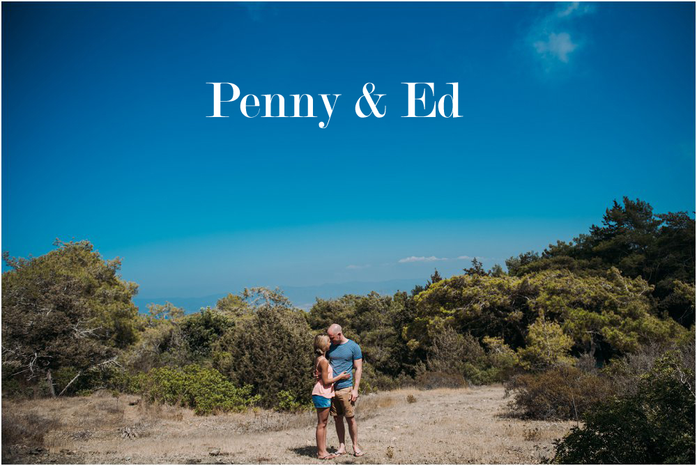 Cyprus Wedding Photography | A Destination Engagement | Penny and Ed