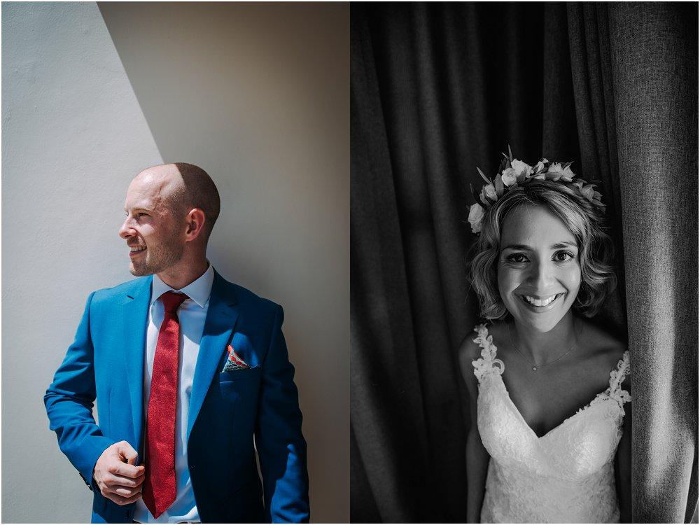 Anassa Hotel Cyprus bride and groom image