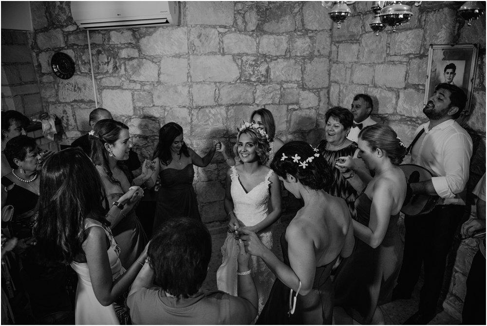 Anassa Hotel Cyprus traditional Greek wedding dancing