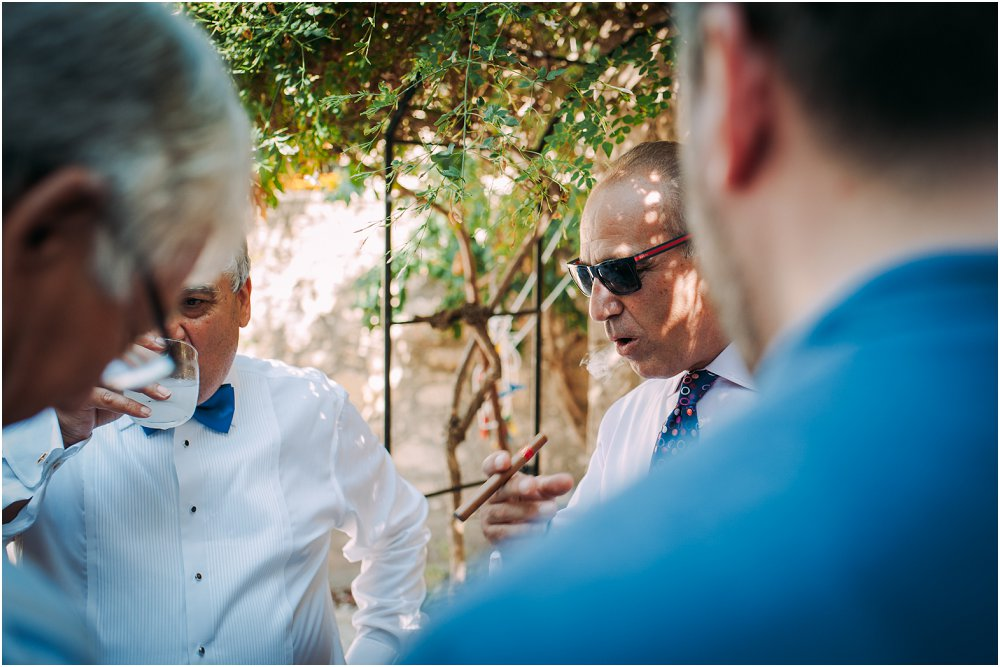 Theo Paphitis at Anassa Hotel Cyprus Greek Wedding