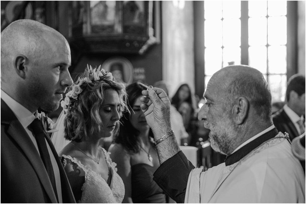 Anassa Hotel Cyprus Wedding Orthodox Church ceremony