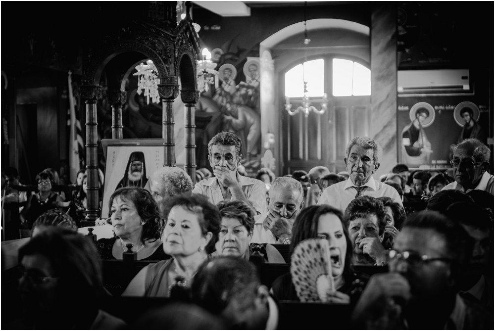 Anassa Hotel Cyprus Wedding Orthodox Church guests photo