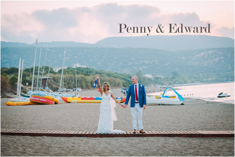 Anassa Hotel Cyprus | Greek Wedding Photography | Penny & Ed
