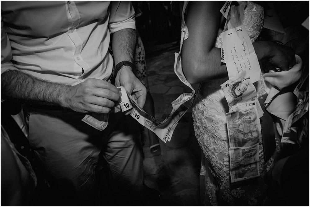 Anassa Hotel Cyprus tradition of pinning money detail
