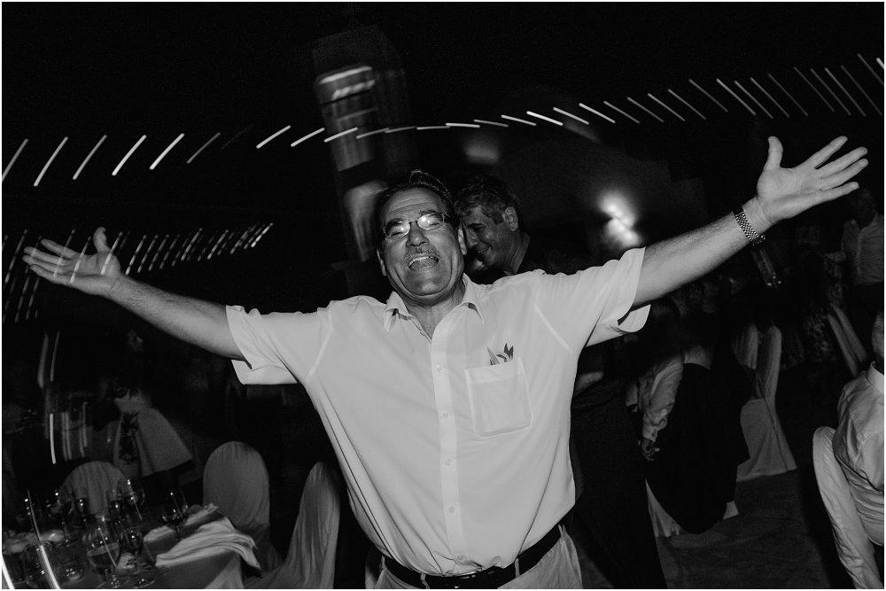 Anassa Hotel Cyprus Greek man dancing photo