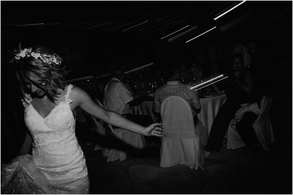 Anassa Hotel Cyprus Greek bride dancing photo