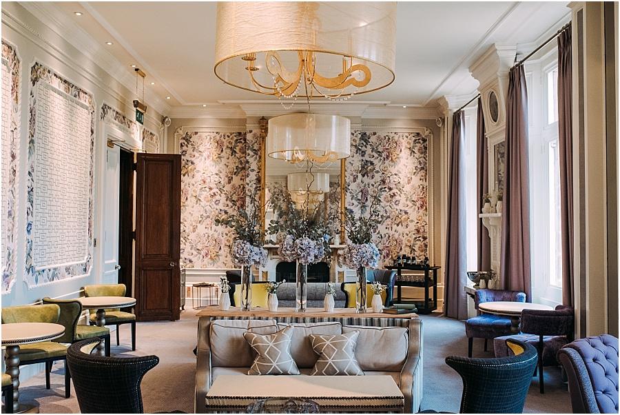 Hampton Manor Wedding Venue Grand Interior