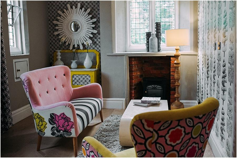 Hampton Manor Wedding Venue Artistic Interior