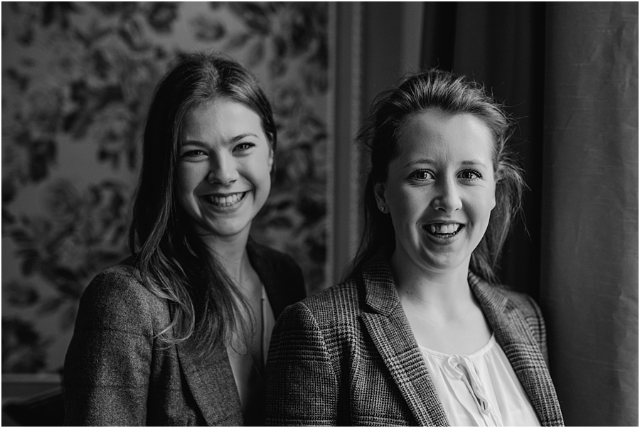 Hampton Manor Wedding Managers Alice and Charlotte