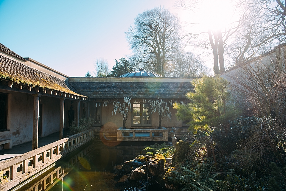 The Matara Centre is a unique wedding venue in Gloucestershire