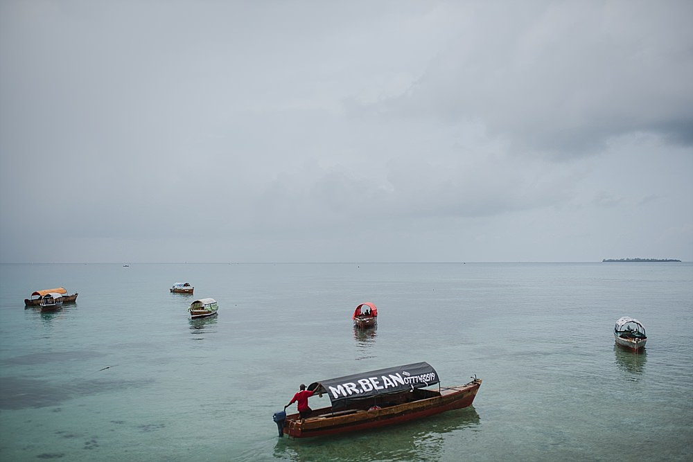 Personal photography blog Zanzibar fishing boats