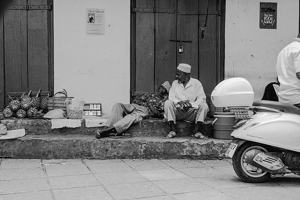 Personal photography blog Stone Town Zanzibar