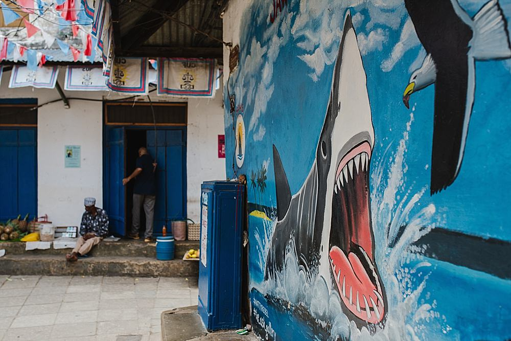Personal photography blog Stone Town Jaws corner