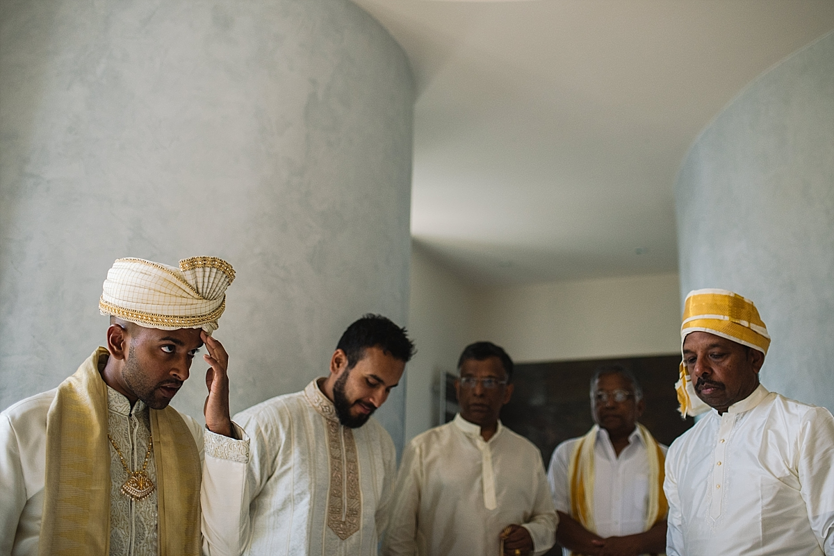 Indian Wedding Photography -groomsmen-Chateau De Malliac
