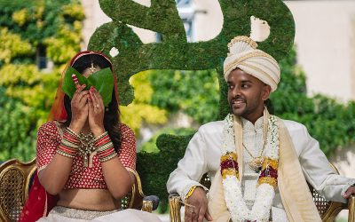 Indian Wedding Photography | A French Chateau Destination