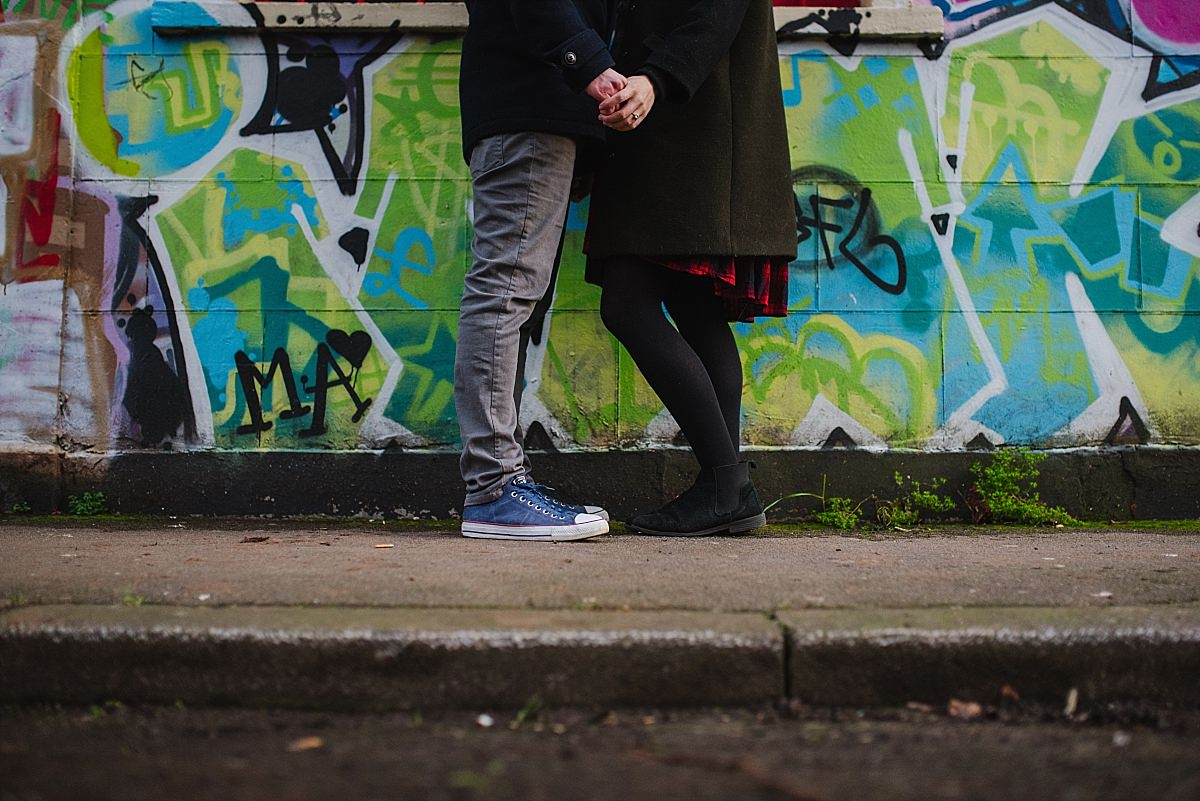 Engagement shoot Bristol