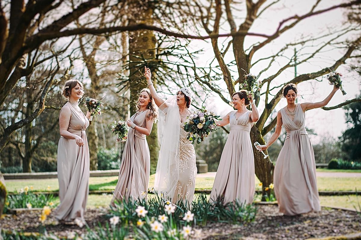 1920's themed Hampton Manor Wedding Photography