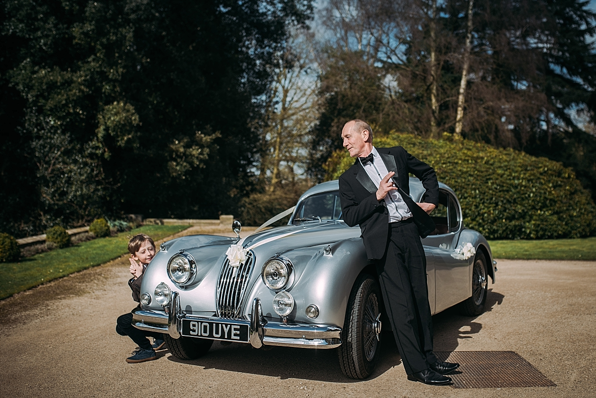 1920's vintage themed Hampton Manor Wedding Photography