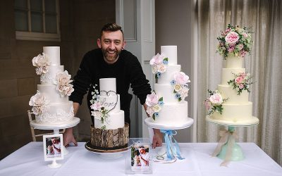 Ben the Cake Man | Hampton Manor Wedding Suppliers