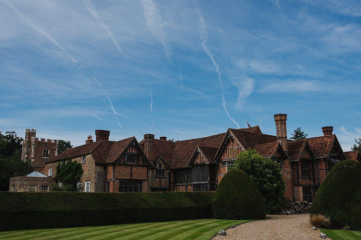 Dorney Court Wedding Photos Tudor House