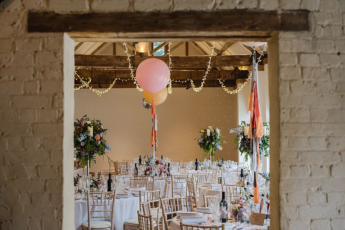Decor photography at Dorney Court Wedding