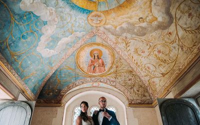 Married in France | Destination Wedding Photography