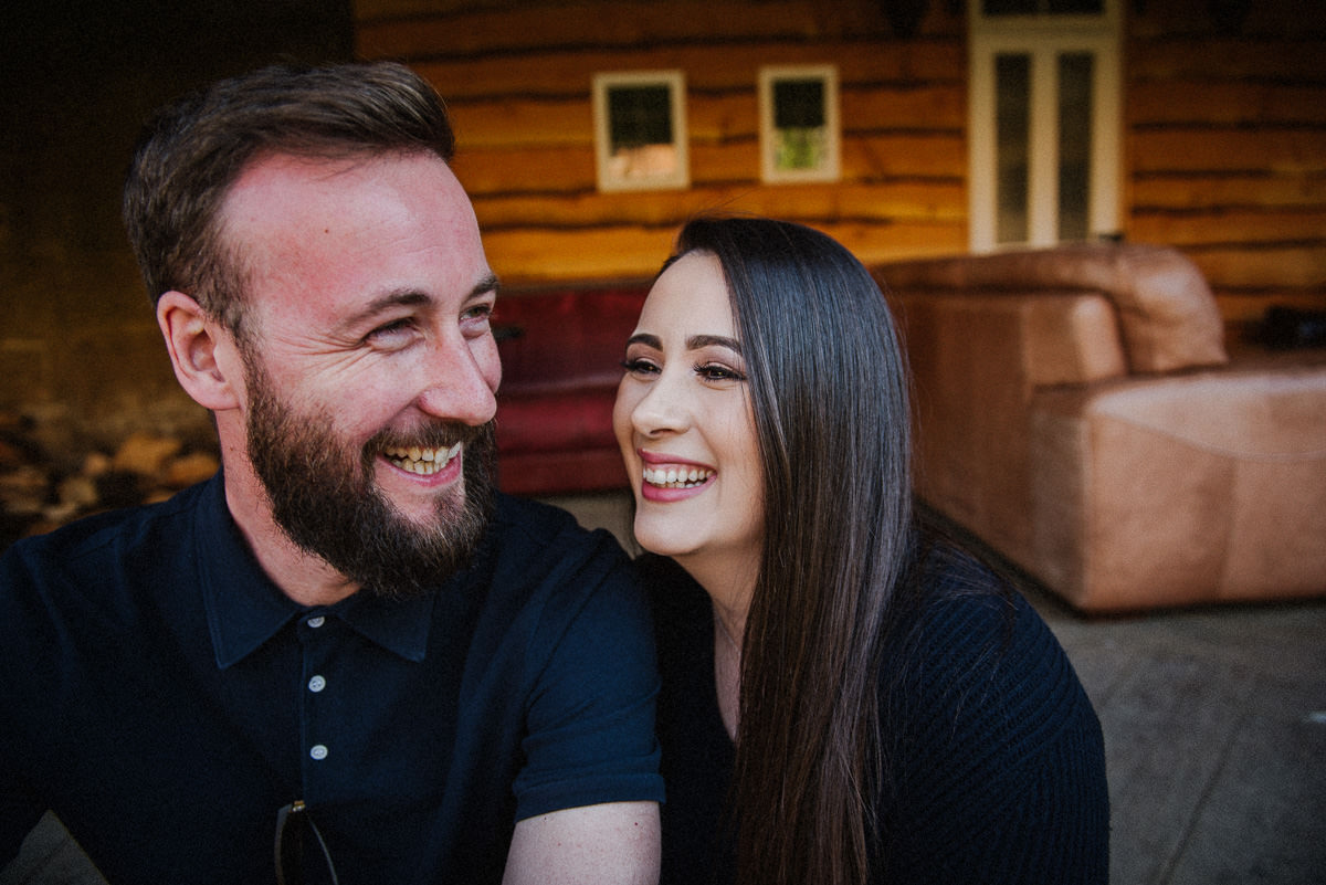 Engagement Shoot Cotswolds