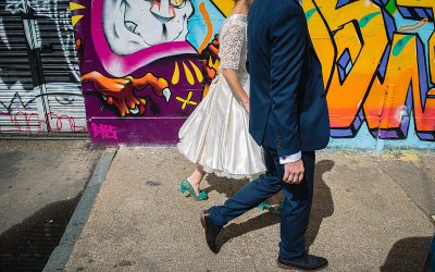 Stour Space Wedding Photos | Hackney | London