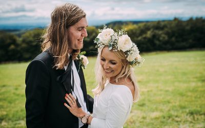 High Paradise Farm Wedding Photos | Yorkshire Photographer