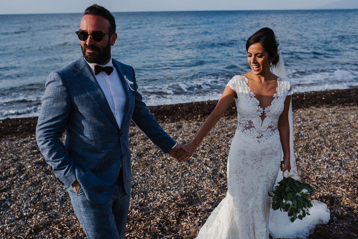 Destination photography at Souli beach hotel wedding venue in Cyprus