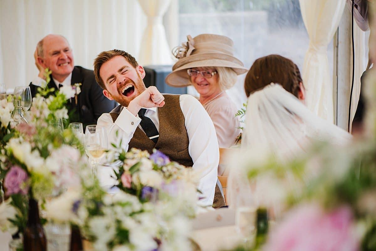 Daisy Andrew Penmaen House Wedding Jonny Barratt Photography